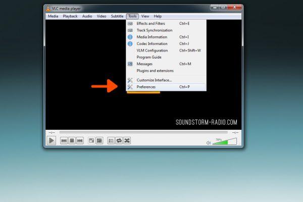 1 Tips for uninterrupted listening of Soundstorm radio