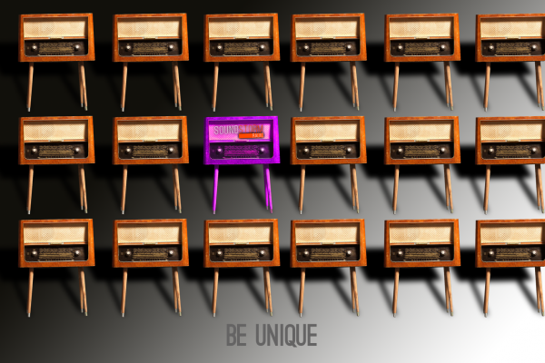 be unique - soundstorm-radio.com